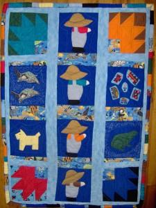 tyler's baby quilt