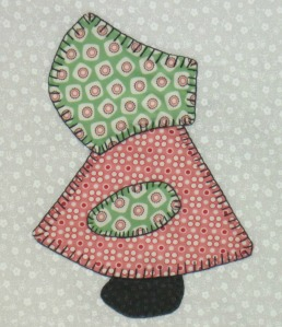 Heather's Sunbonnet Sue