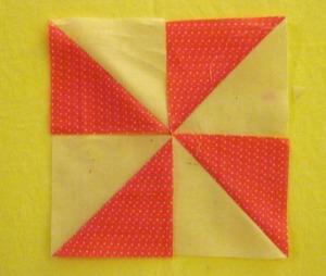 It looks like a Pinwheel.