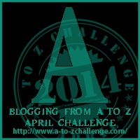 The A to Z challenge begins.