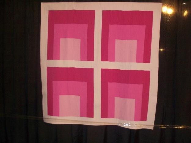 IQS 2012 Heather Jones' Quilt